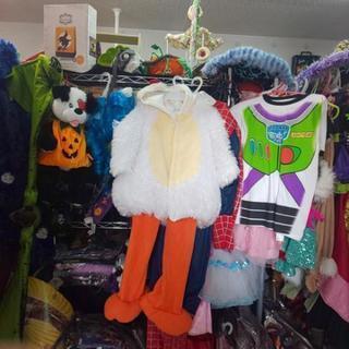 海外子供服の古着・ハロウィンコスチューム等々!