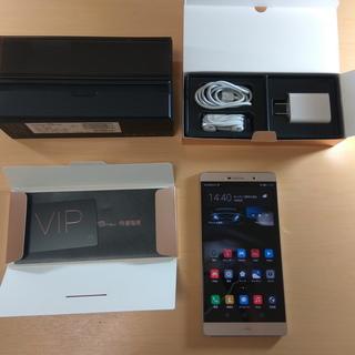 ☆Huawei P8 Max 6.8インチ 3Gb/32Gb ゴ...