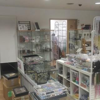【大阪】ジュエリーパーツ・宝石・鉱物・ハンドメイドアートの店舗(ネ...