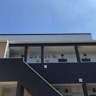 新築ハイグレードアパート全8室入居...