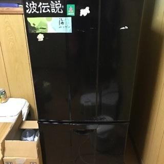 冷蔵庫さしあげます