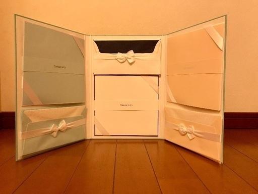brand new c8b20 0c42d Tiffany&Co. ティファニー レターセット *封筒に刻印あり ...