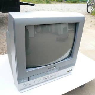 SHARP シャープ テレビデオ VT-14GH10