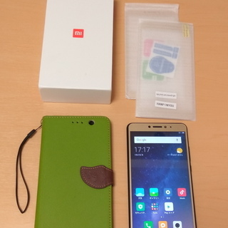 ☆Xiaomi mi max2 4G/64G 6.44インチ D...