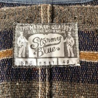 STORMY BLUE ストーミーブルー カバーオール - 服/ファッション