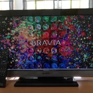 SONY 32V型 高画質 薄型ハイビジョン液晶テレビ BRAVIA