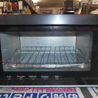 【磐田市見付】 ニトリ オーブントースター MT08BLV