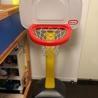 リトルタイクス バスケットゴール