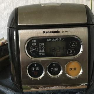 Panasonic  2013年製 炊飯器