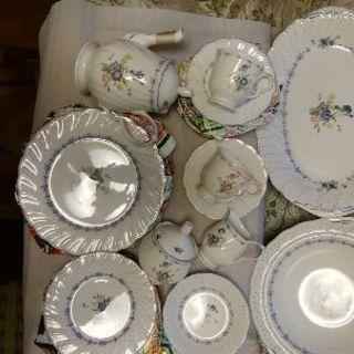食器 コーヒーカップ&ソーサー、お皿色々、ミルクピッチャー、...