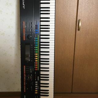 中古Jupiter-50 スーパーナチュラル音源搭載キーボード!