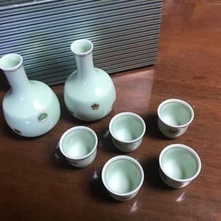 日本酒とっくり・おちょこのセット