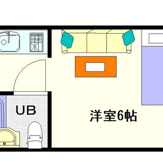 【プレアール日本橋Ⅱ】5号タイプ!1Kタイプ!全室角部屋設計!!