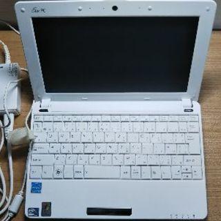 ノートパソコン ASUS eeePC 1001HA 中古美品