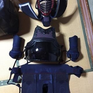 剣道の防具一式