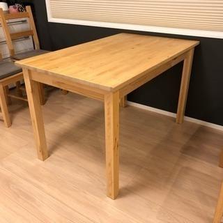 IKEA ダイニングテーブル 4人がけ