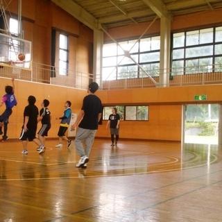 ゆるゆるバスケできる人募集!!