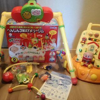 子どもの成長に合わせて最強知育玩具 美品3点セット(0-2歳)