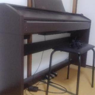 【傷あり】箱あり PX-760BN 椅子付き