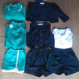 名古屋市港区 慶和幼稚園(男児・110)制服