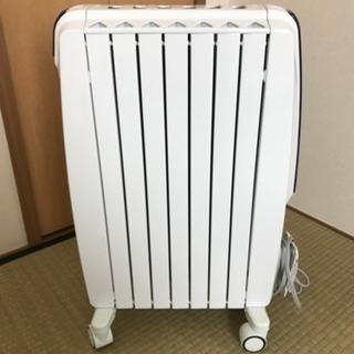 【取引済】デロンギ  オイルヒーター