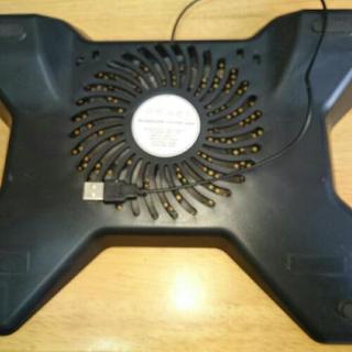 USB式ノートパソコン用ファン