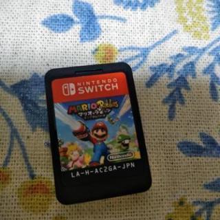 商談中 お早めに!マリオラビッツ Nintendo Switch