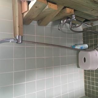 シャワーセット + 電気温水器 25L (100V)