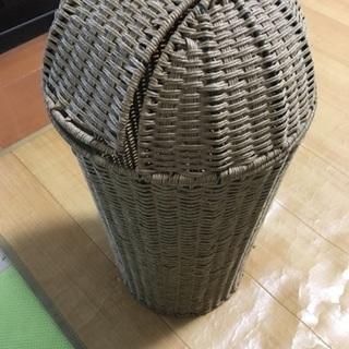 ゴミ箱 フタ付き カゴ