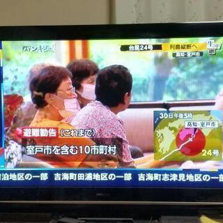 プラズマテレビ50型 P50-HR02 HITACHI WOOO