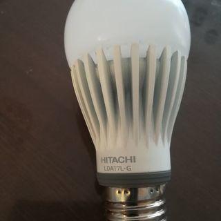 【使用期間短め!】日立製 LED電...