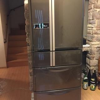 【MITSUBISHI】大型 冷蔵庫