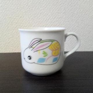 子供用マグカップ