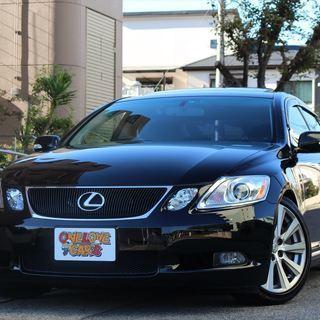 【車検2年付】  レクサス GS430 GS430 サンルーフ/車...