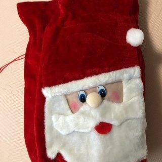 サンタのプレゼント袋