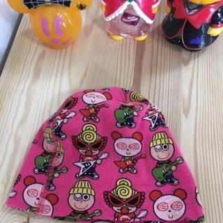 ★美品ヒステリックミニ ベビー帽子 pink