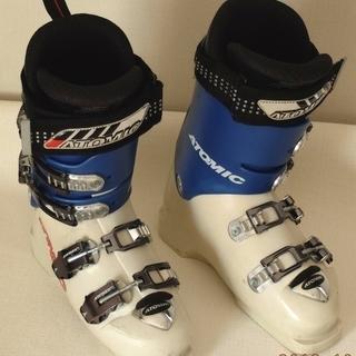 スキー靴25cm
