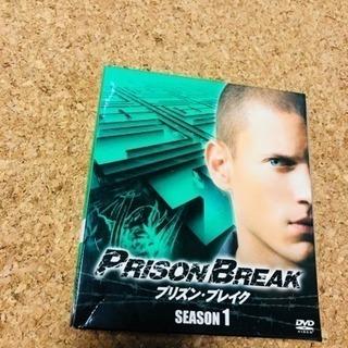 プリズンブレイク season1 DVD 1.2無し