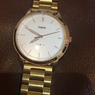 FOSSIL The Minimalist 腕時計