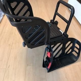 自転車用チャイルドシート【OGK製品、後部座席用】