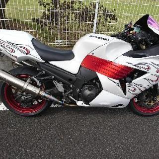 カワサキ zzr1400 zx-14 SE仕様 08年式 バイク