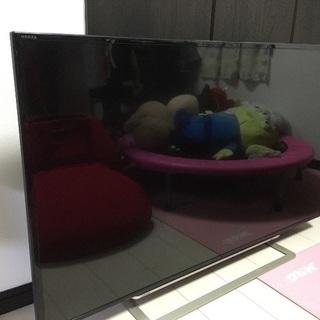 TOSHIBA レグザ 49インチ テレビ