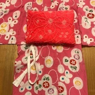 浴衣 女の子 サイズ100 日本製