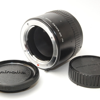 EXTENSION TUBE for MD MACRO 100m...