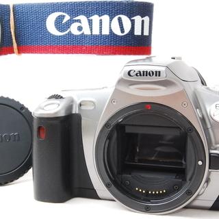 Canon Eos Kiss ⅢL フィルムカメラボディ・ストラ...