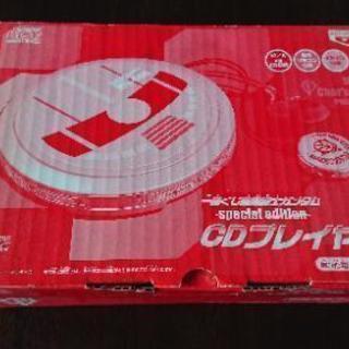 機動戦士ガンダム ポータブルCDプレイヤー 未使用