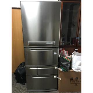 中古 5ドア 東芝GR-NF474YK 大型冷蔵庫 引っ越し処分...