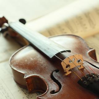 バイオリンレッスンを英語で!!