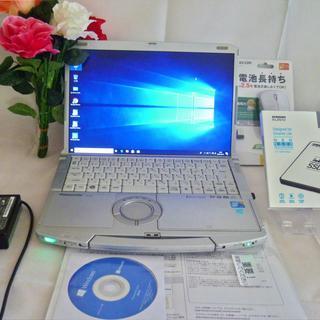 【劇速】 レッツノート CF-F9 Windows10 Pana...