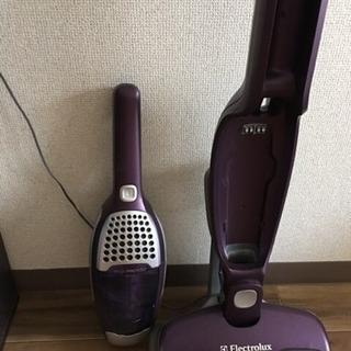 【ジャンク扱い】エレクトララックス サイクロン式 2way コー...
